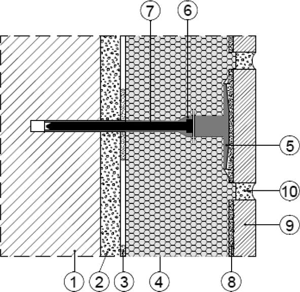 DUOKLINKER-EPS, Technische Zeichnung